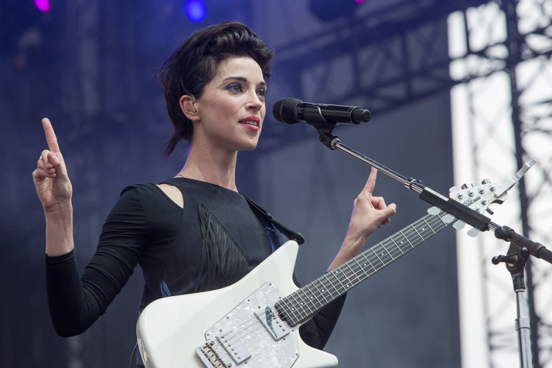 St Vincent at SASQUATCH! 2015