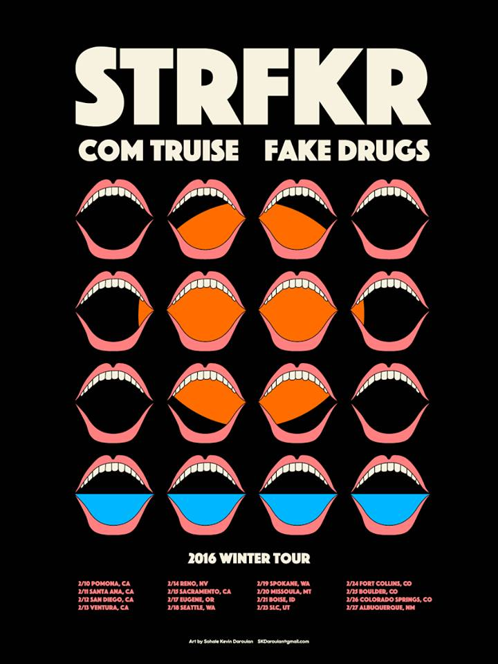 STRFKR Just Wants to Have Fun – Sucker Magazine