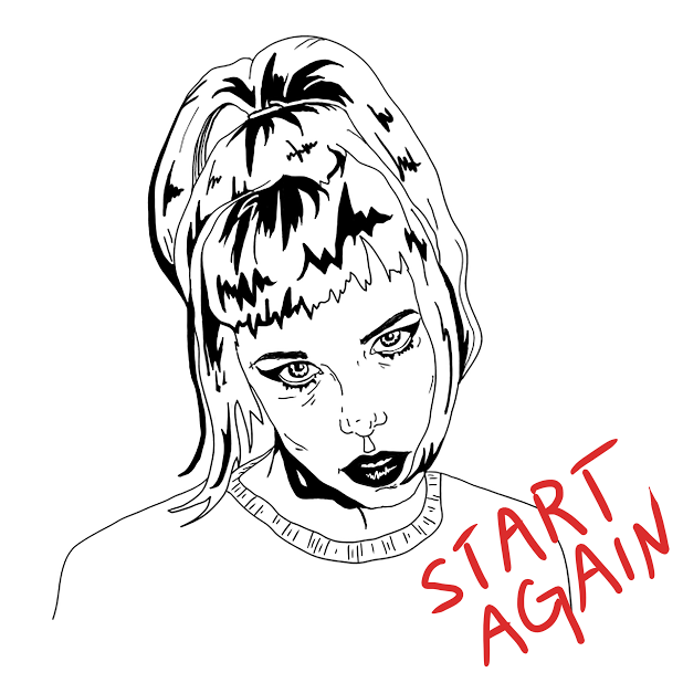 alice glass x start again
