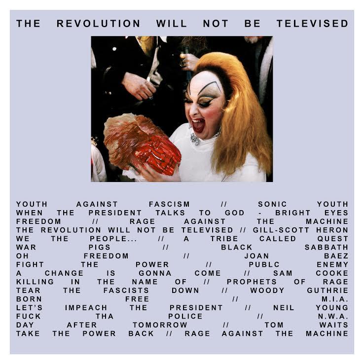 revolutionwillnotbetelevised